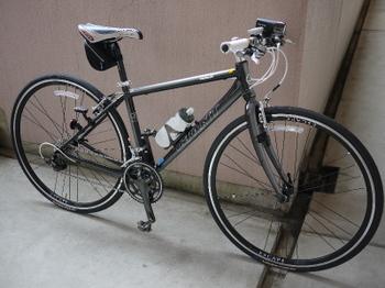 自転車の escape r3 自転車 : ESCAPE R3 10速号 初乗り: ARMADA ...